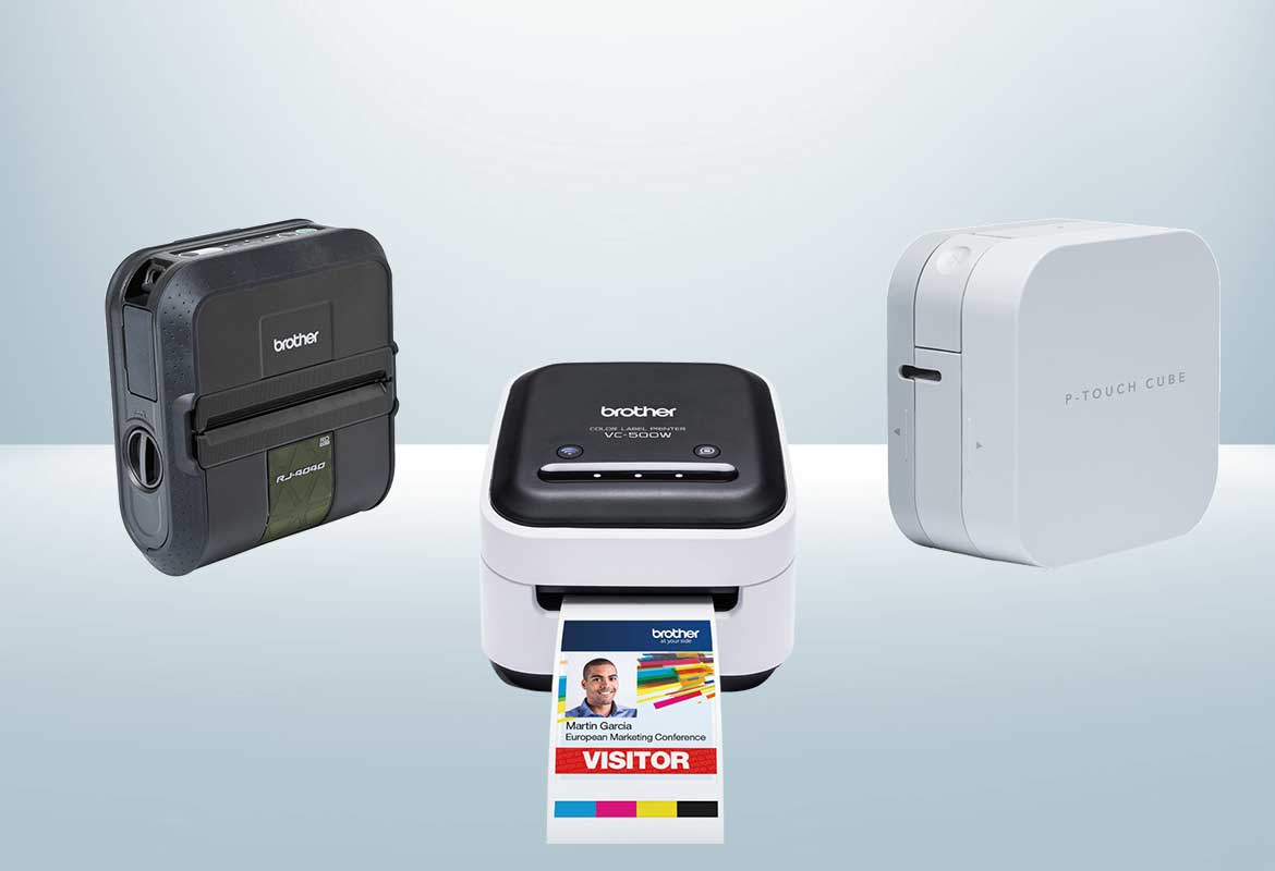 Label and receipt printers from a trusted manufacturer