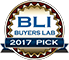 BLI Buyers Lab Pick 2017