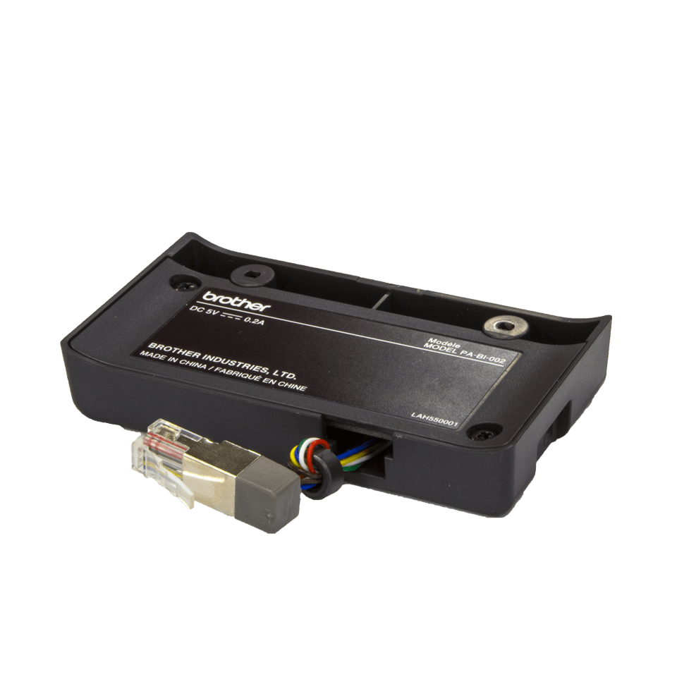 PA-BI-002 interface Bluetooth