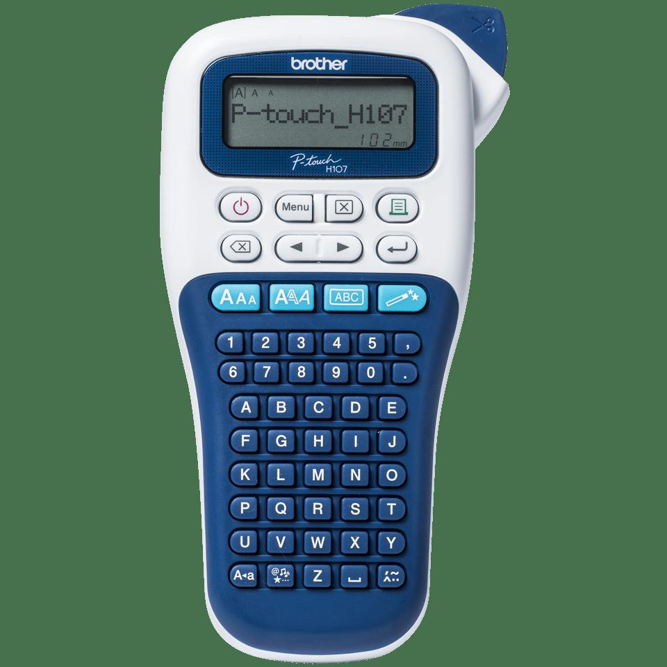 P-touch PT-H107B imprimante d'étiquettes portable pour la maison et le bureau 2