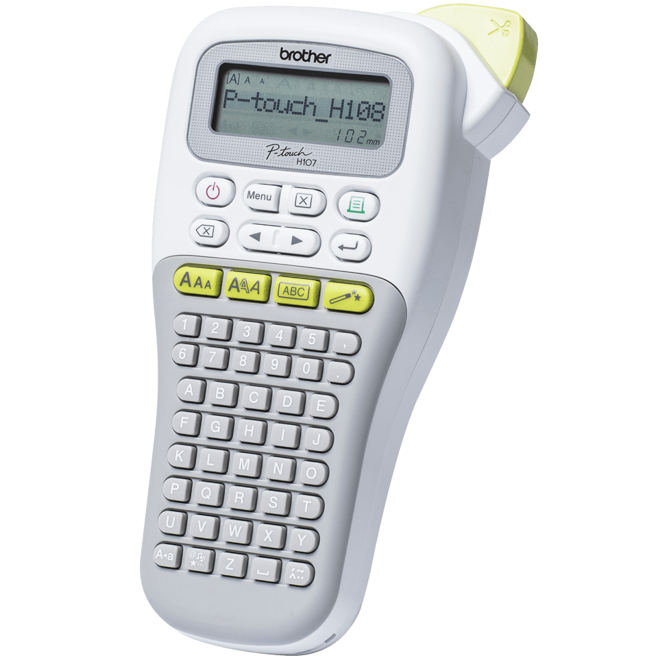 P-touch PT-H108G 2
