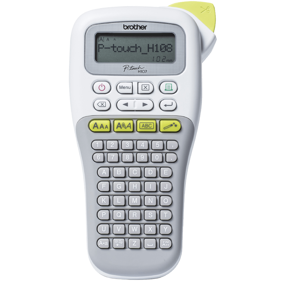 P-touch PT-H108G