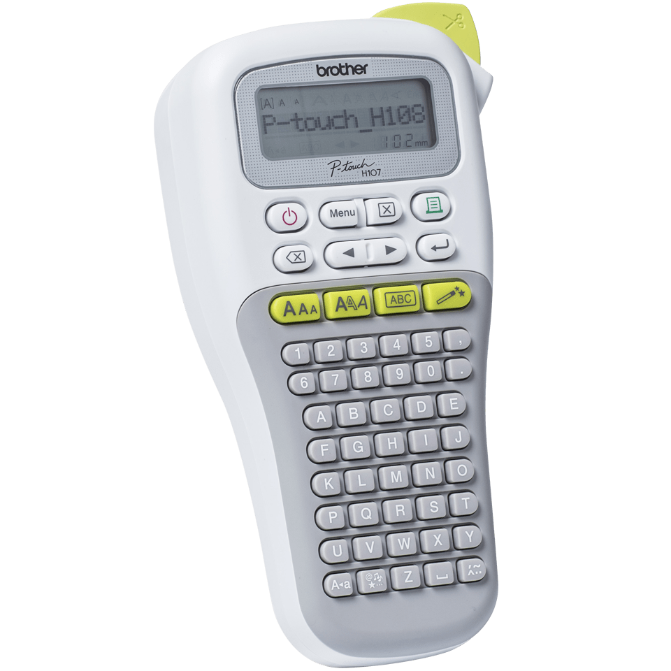 P-touch PT-H108G 3
