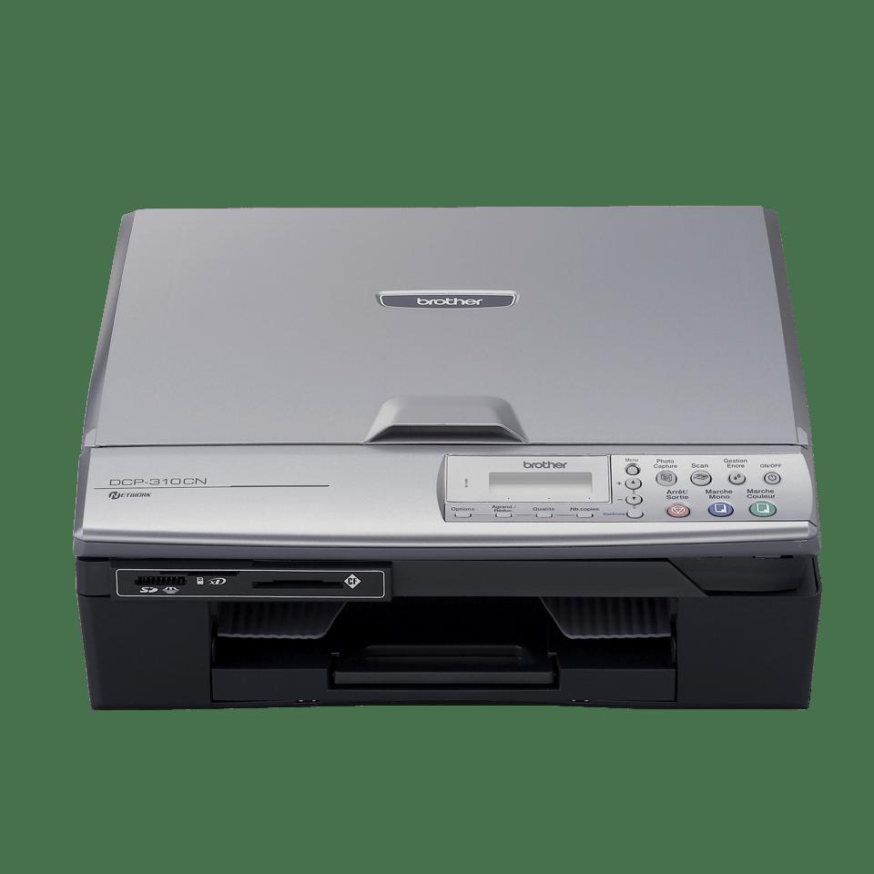 DCP-310CN imprimante 3-in-1 jet d'encre