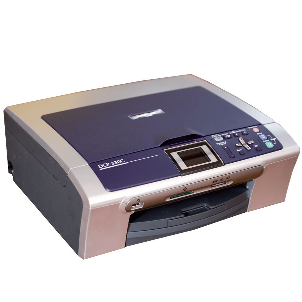 DCP-330C imprimante 3-in-1 jet d'encre