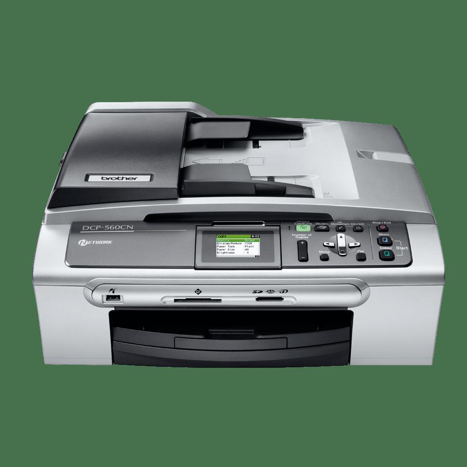 DCP-560CN imprimante 3-in-1 jet d'encre
