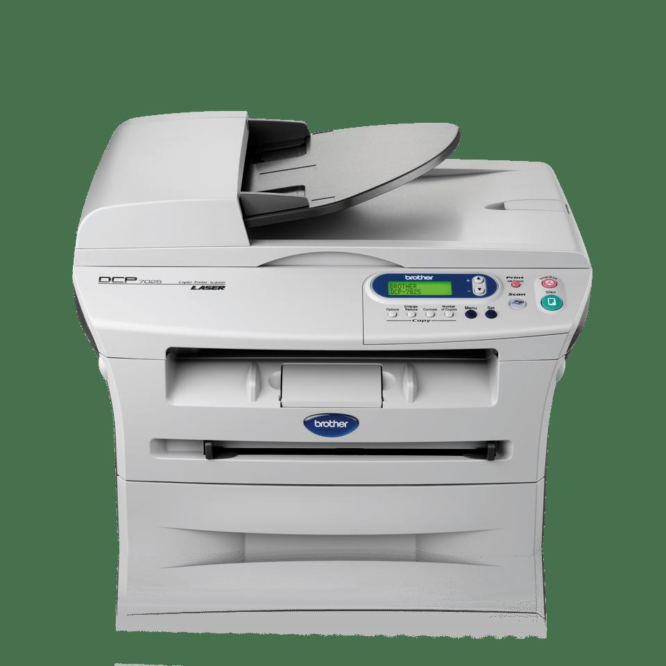 DCP-7025 imprimante 3-en-1 laser monochrome 2