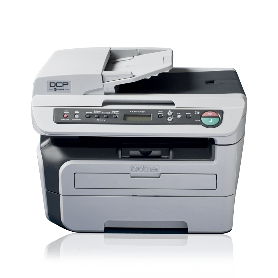 DCP-7045N imprimante 3-en-1 laser monochrome