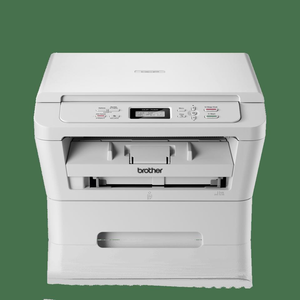 DCP-7055W imprimante 3-en-1 laser monochrome