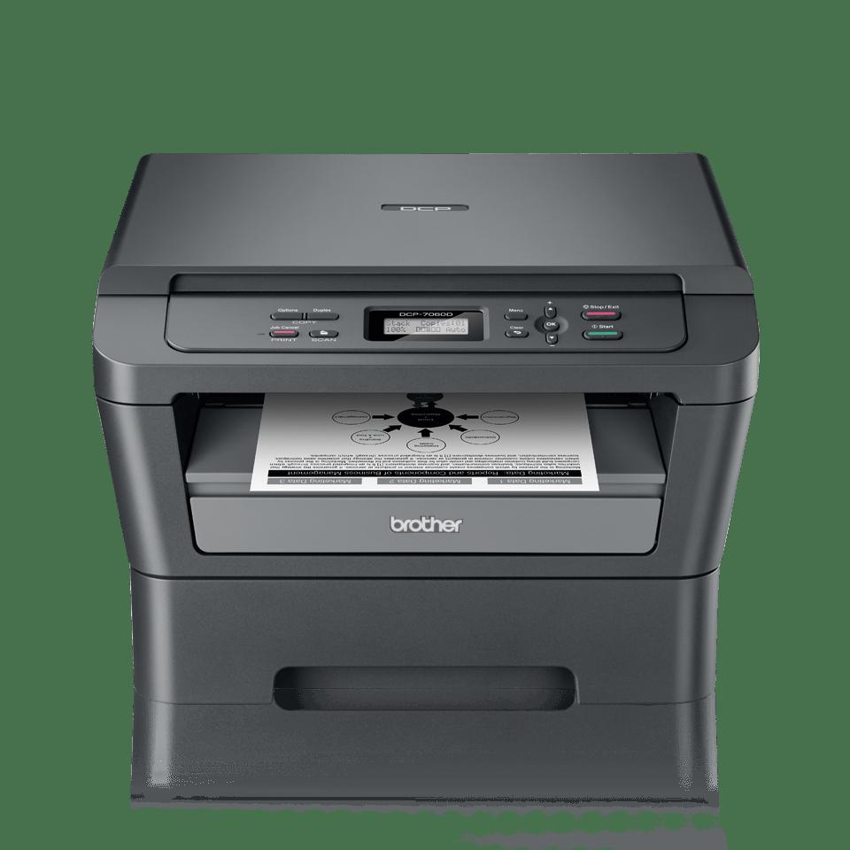 DCP-7060D imprimante 3-en-1 laser monochrome
