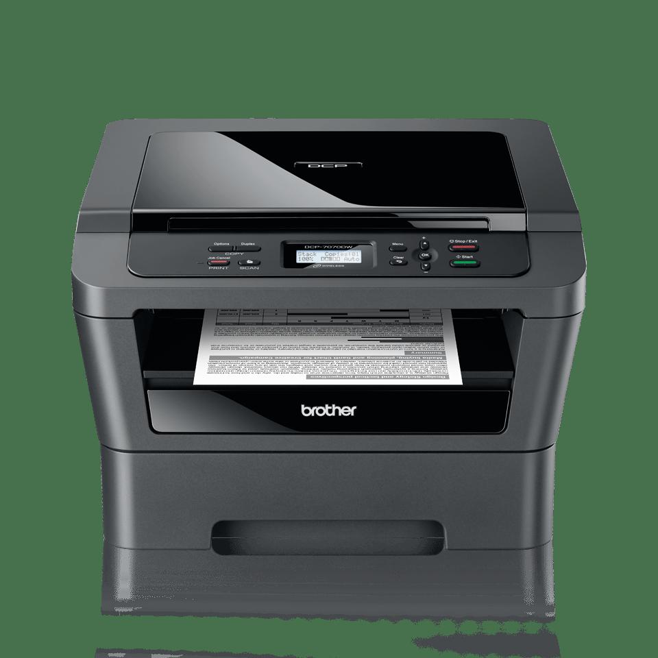 DCP-7070DW imprimante 3-en-1 laser monochrome