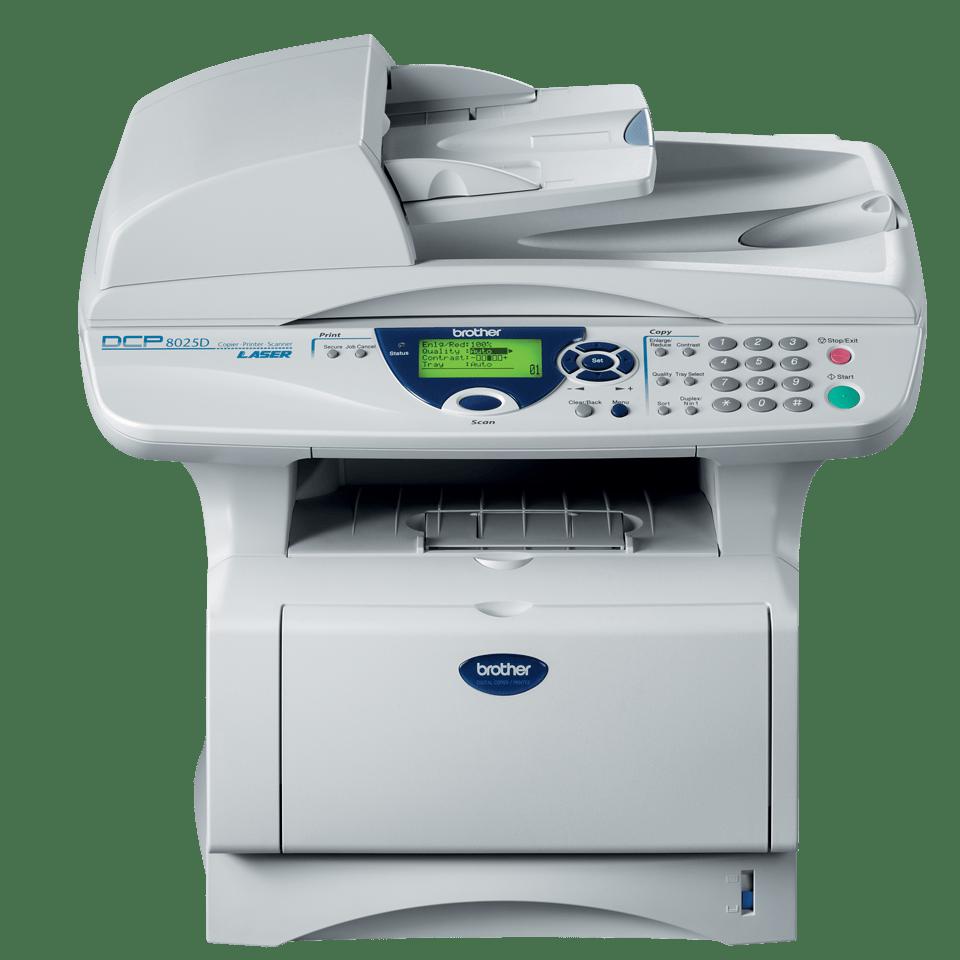 DCP-8025D imprimante 3-en-1 laser monochrome