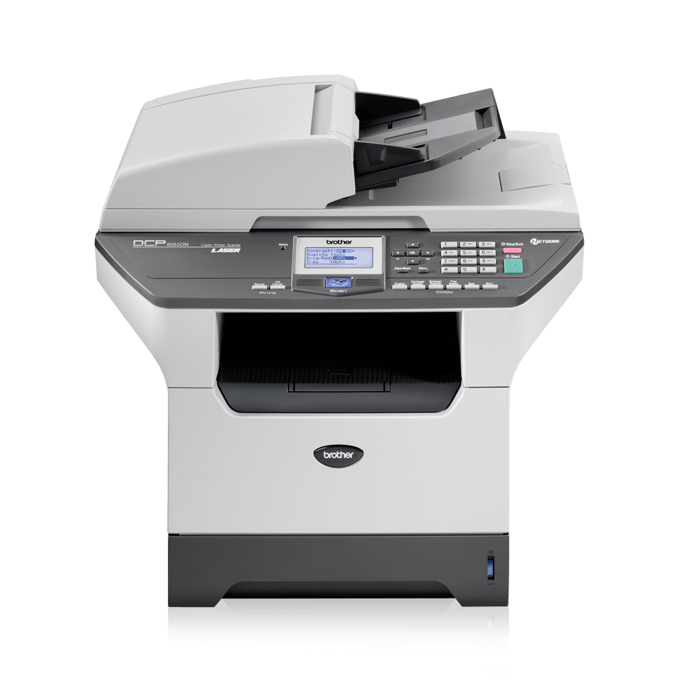 DCP-8065DN imprimante 3-en-1 laser monochrome 2