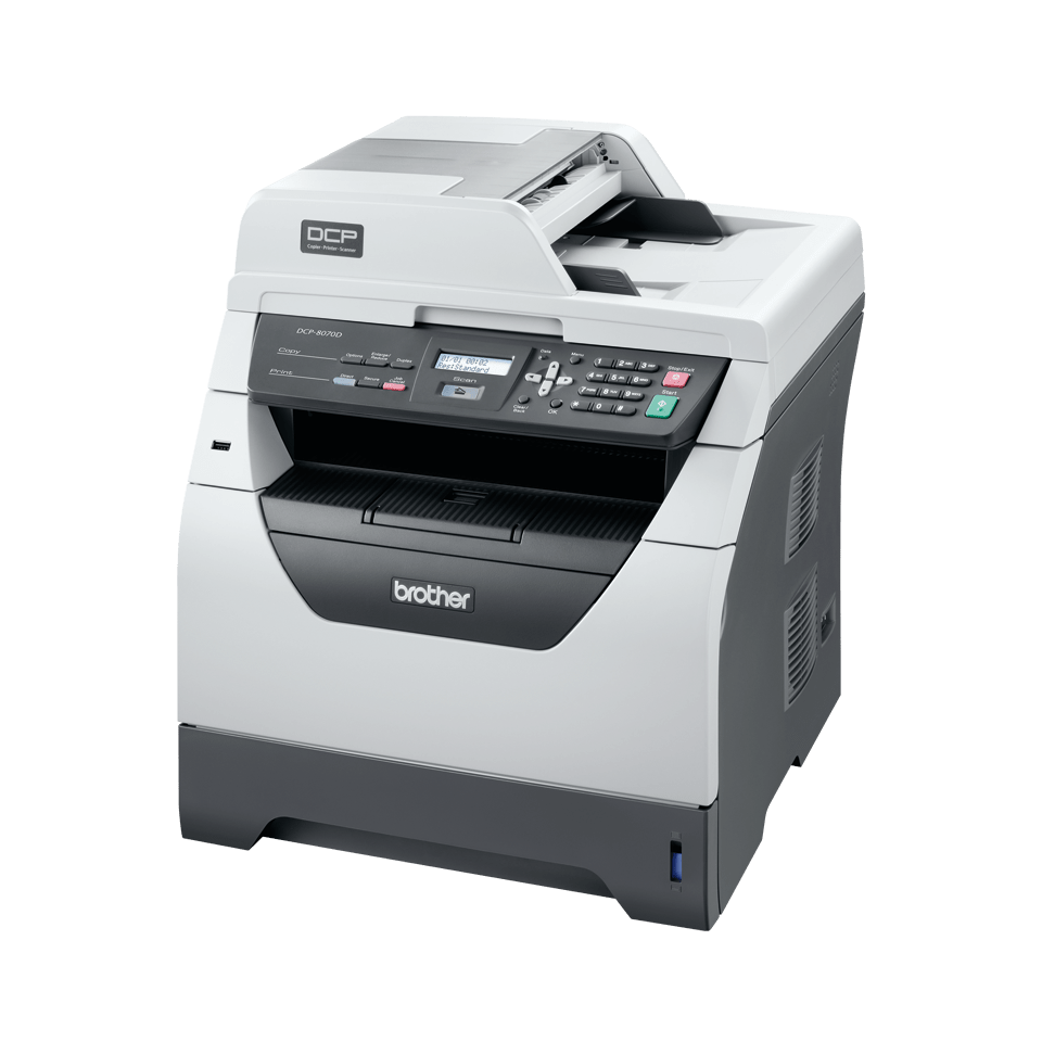 DCP-8070D imprimante 3-en-1 laser monochrome