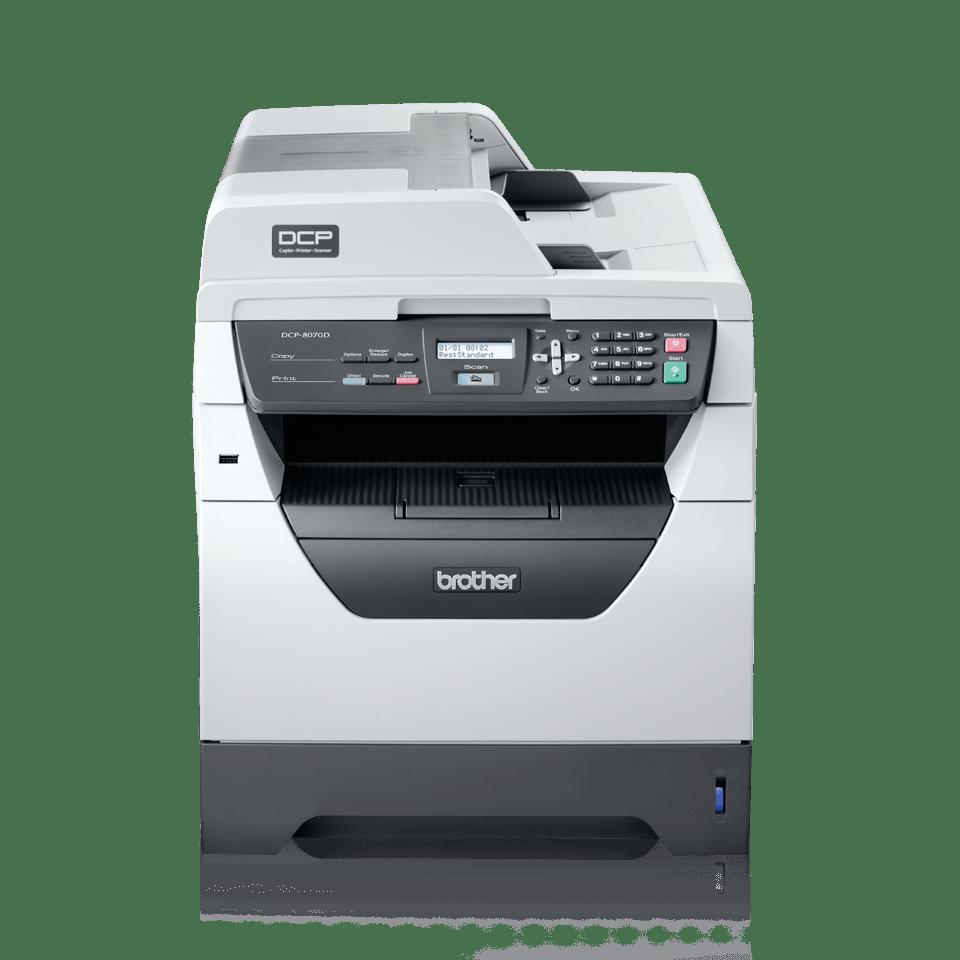 DCP-8070D imprimante 3-en-1 laser monochrome 2