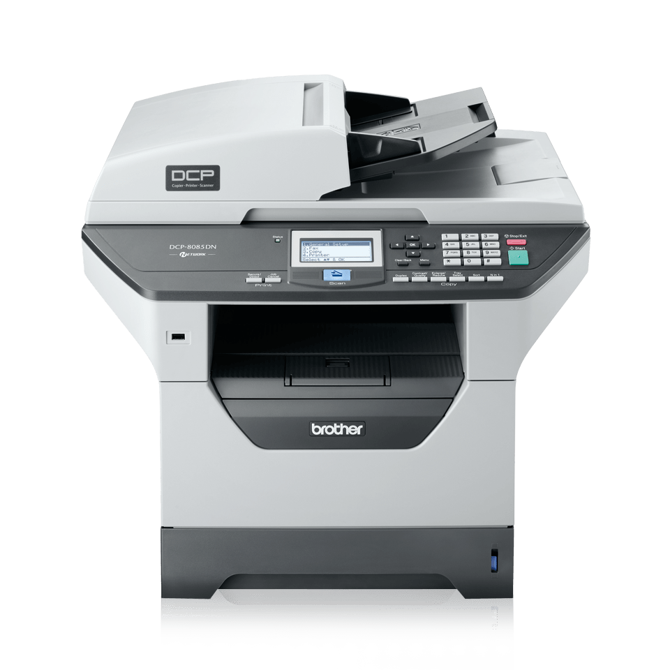 DCP8085DN imprimante 3-en-1 laser monochrome