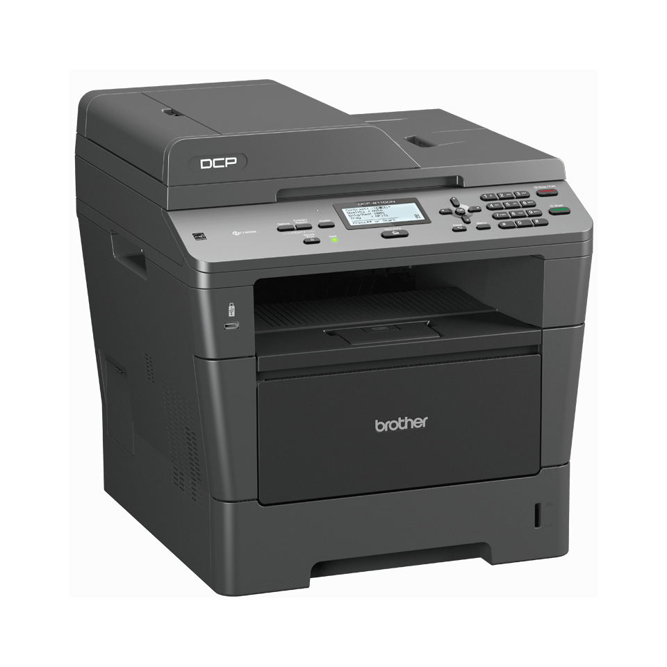 DCP-8110DN imprimante 3-en-1 laser monochrome 3