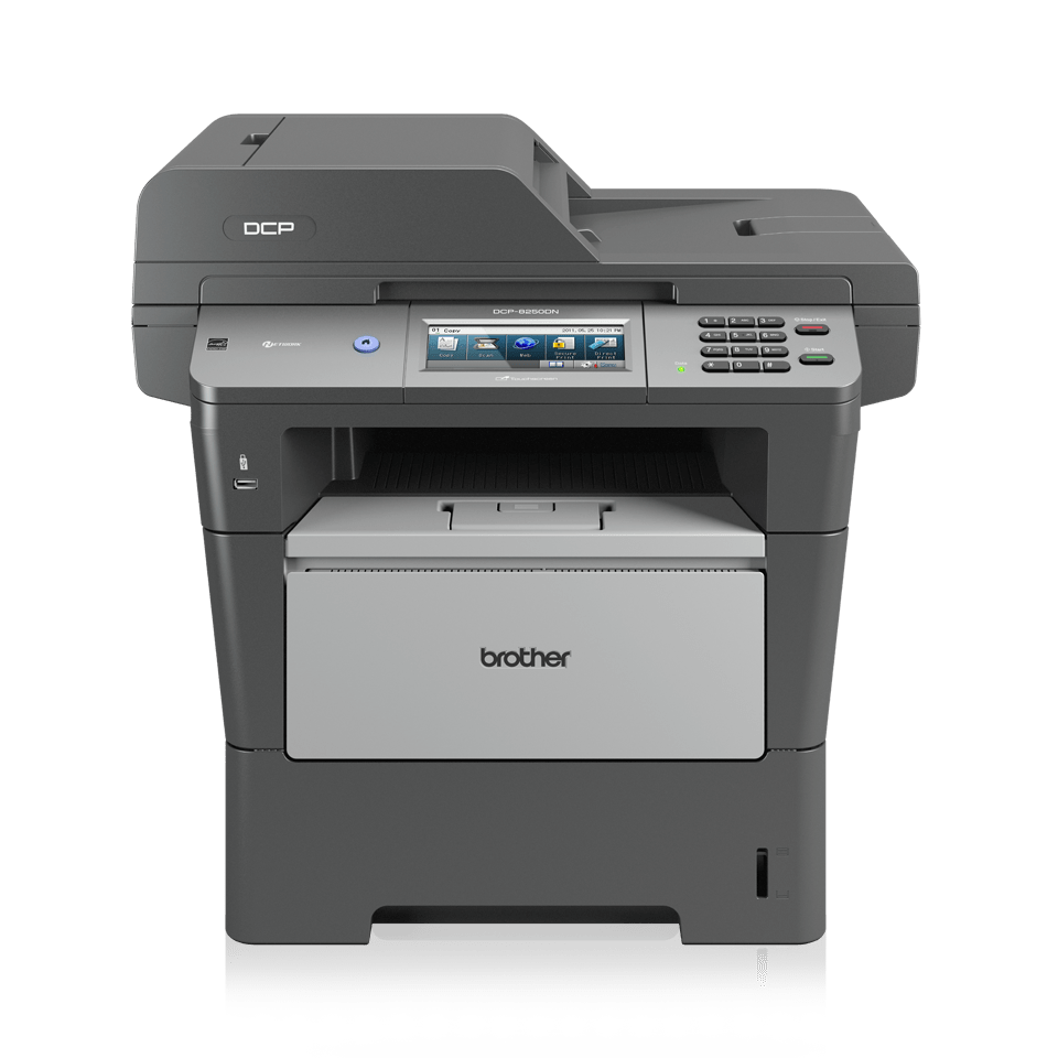 DCP-8250DN imprimante 3-en-1 laser monochrome 2