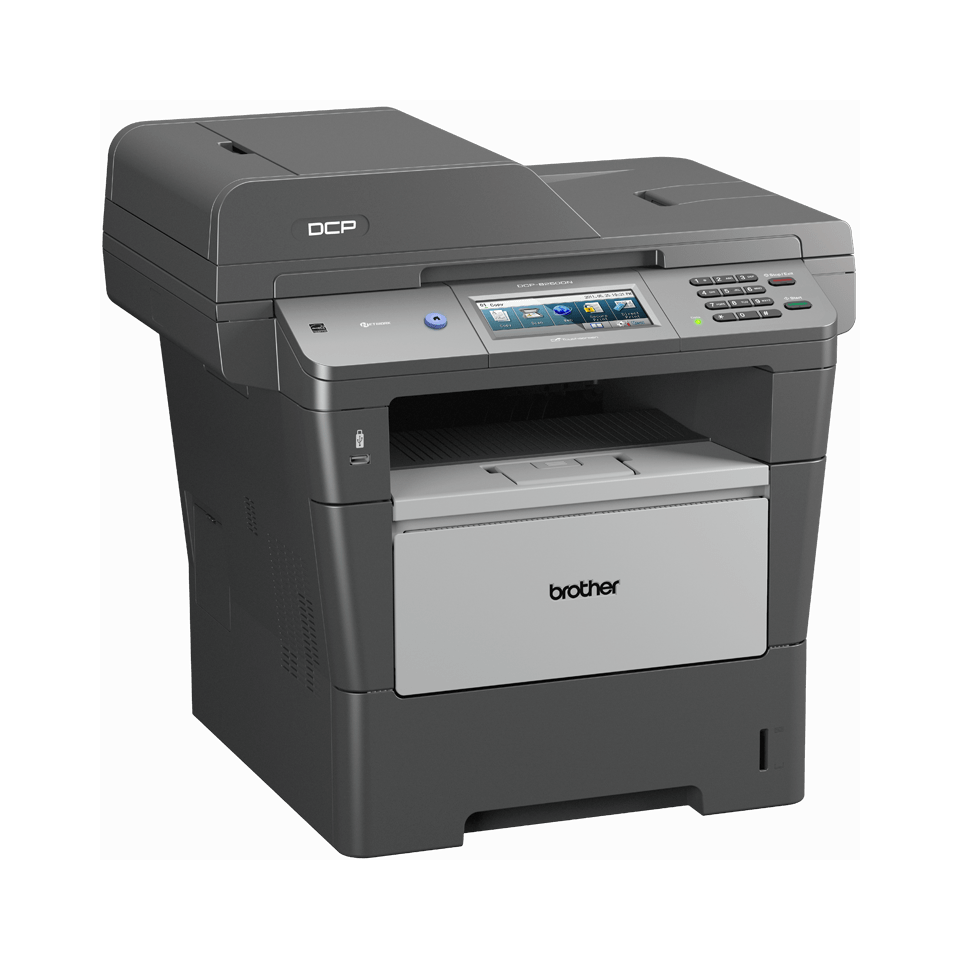 DCP-8250DN imprimante 3-en-1 laser monochrome 3