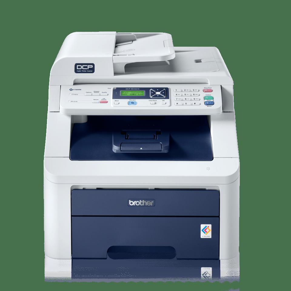 DCP-9010CN imprimante 3-en-1 laser couleur 2