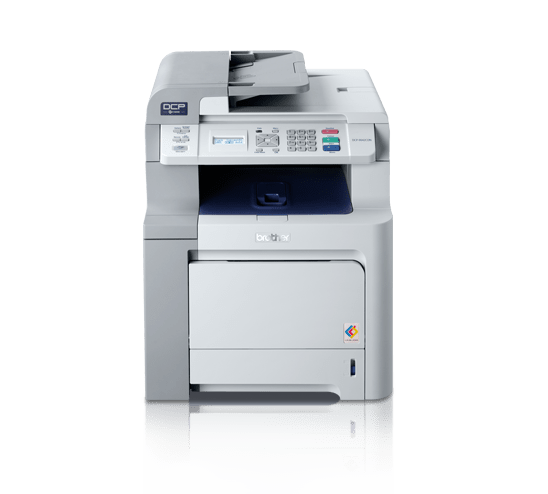 DCP-9042CDN imprimante 3-en-1 laser couleur