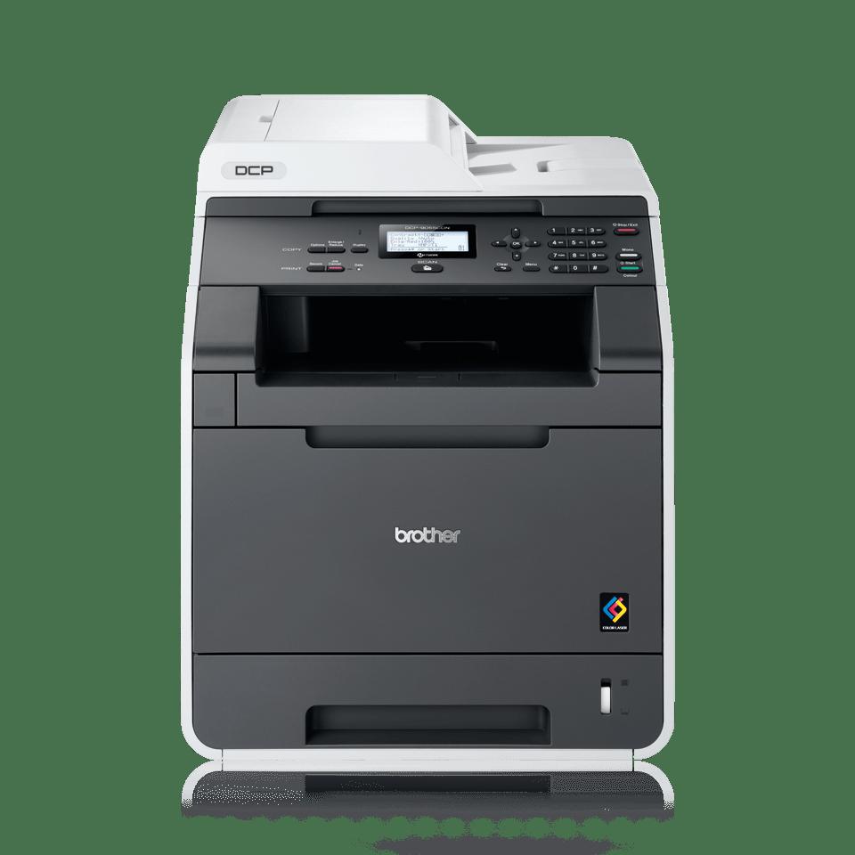 DCP9055CDN imprimante 3-en-1 laser couleur