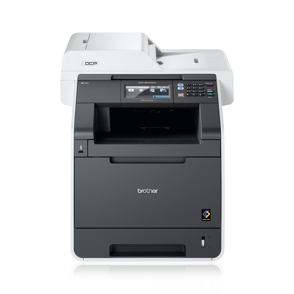 DCP-9270CDN imprimante 3-en-1 laser couleur