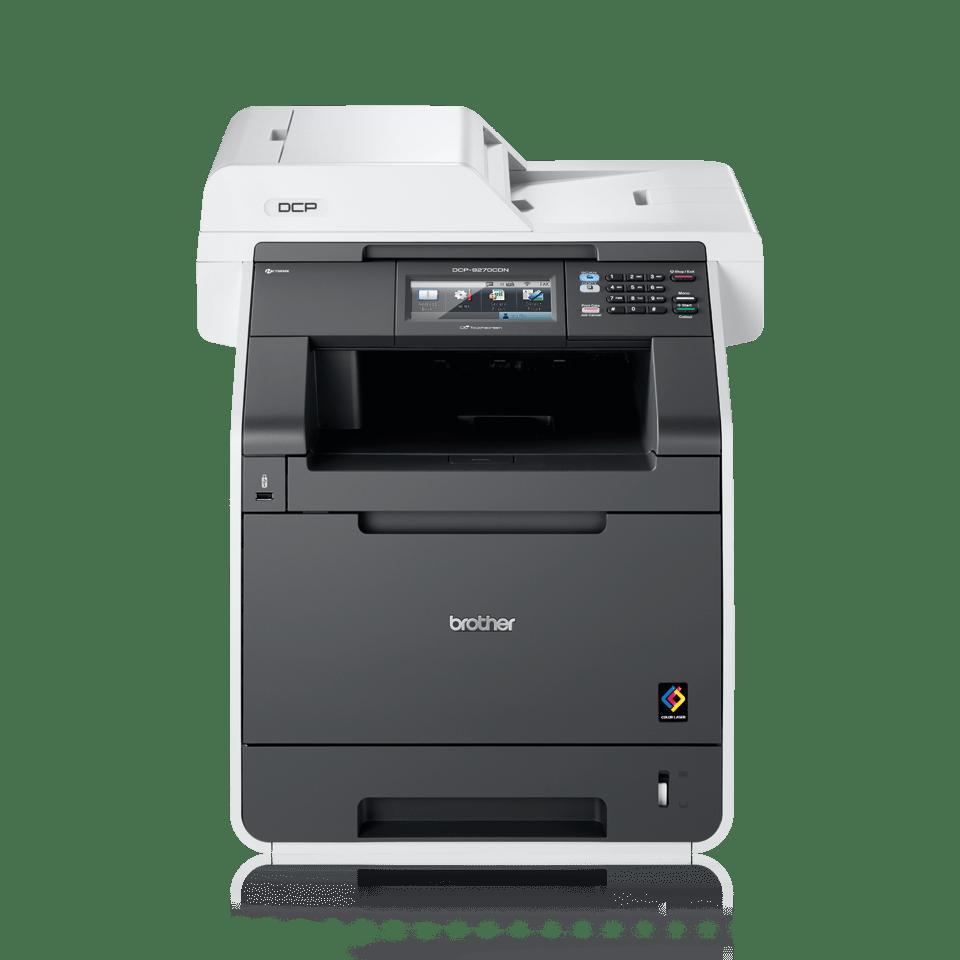 DCP-9270CDN imprimante 3-en-1 laser couleur 2
