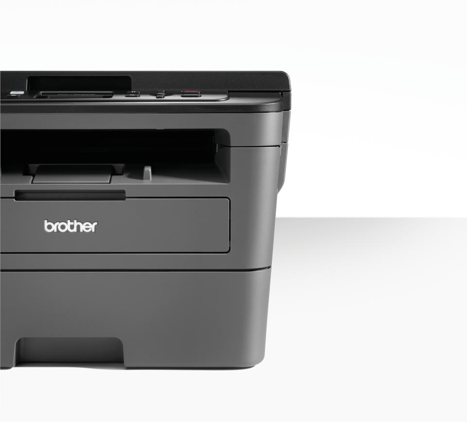 DCP-L2530DW imprimante 3-en-1 laser monochrome compacte et wifi 4