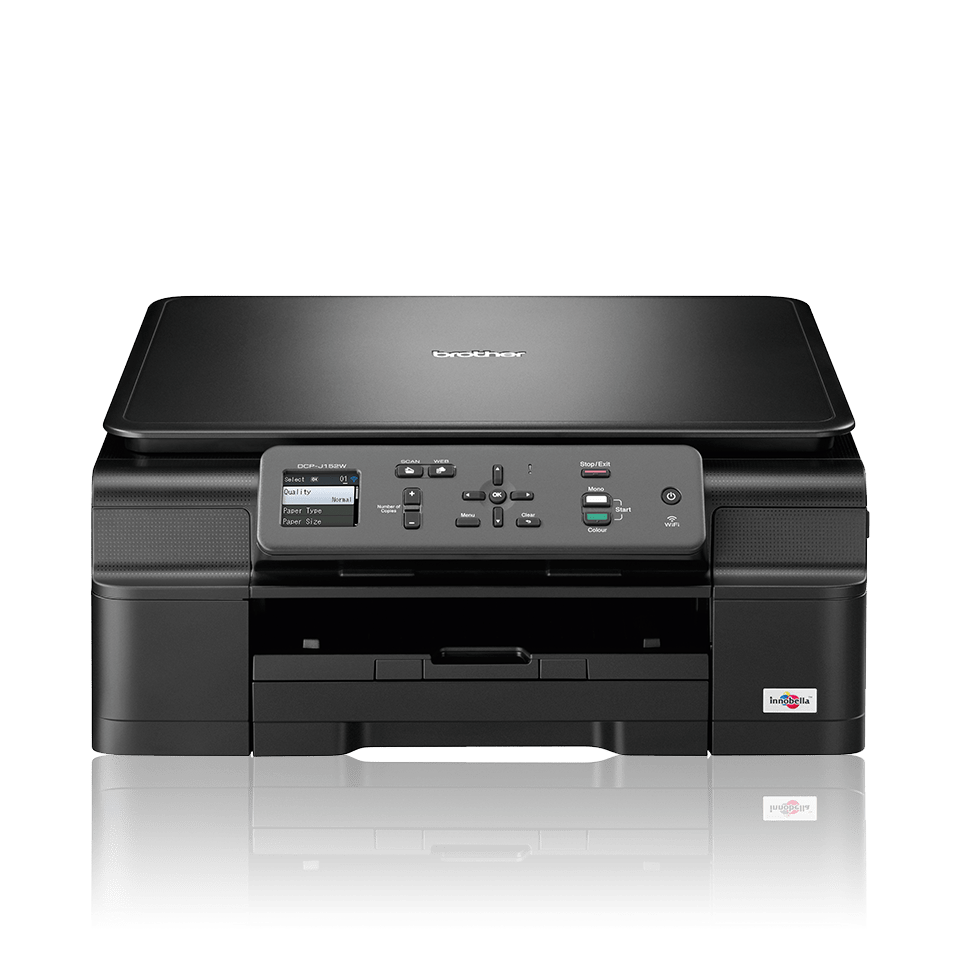DCP-J152W imprimante 3-in-1 jet d'encre
