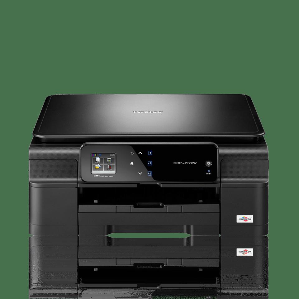 DCP-J172W imprimante 3-in-1 jet d'encre