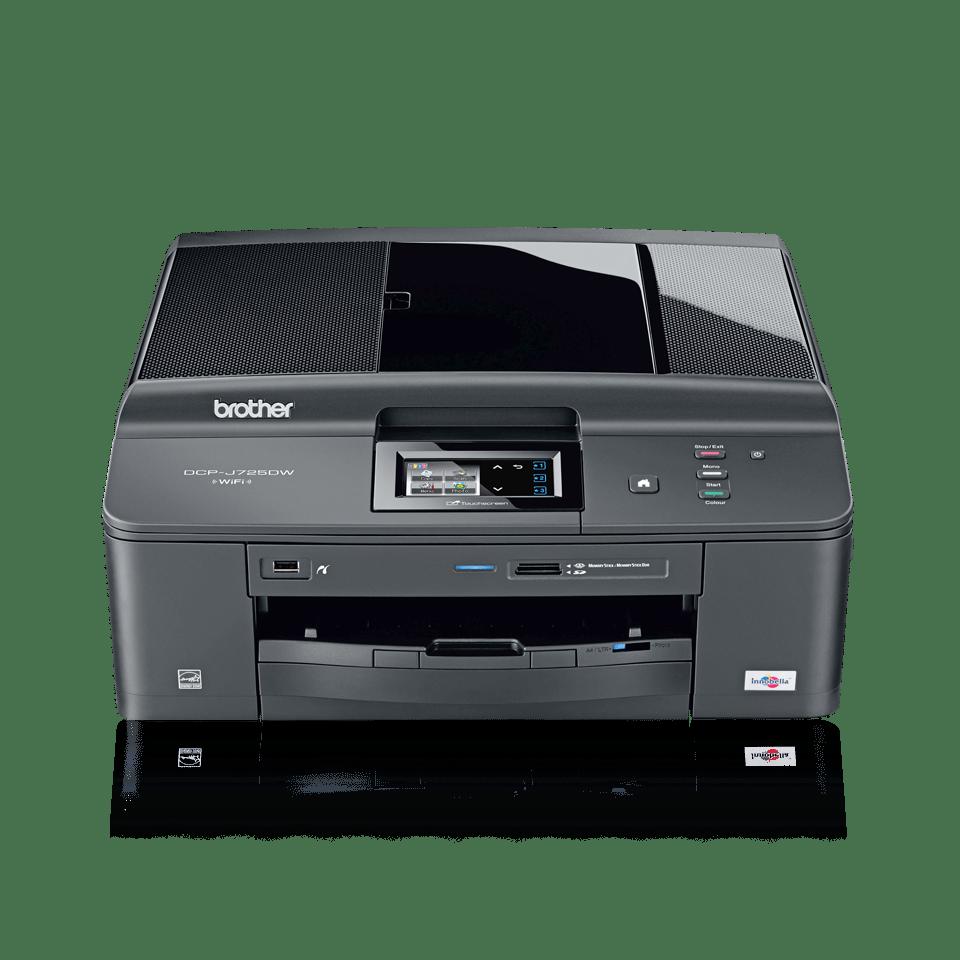 DCP-J725DW imprimante 3-in-1 jet d'encre