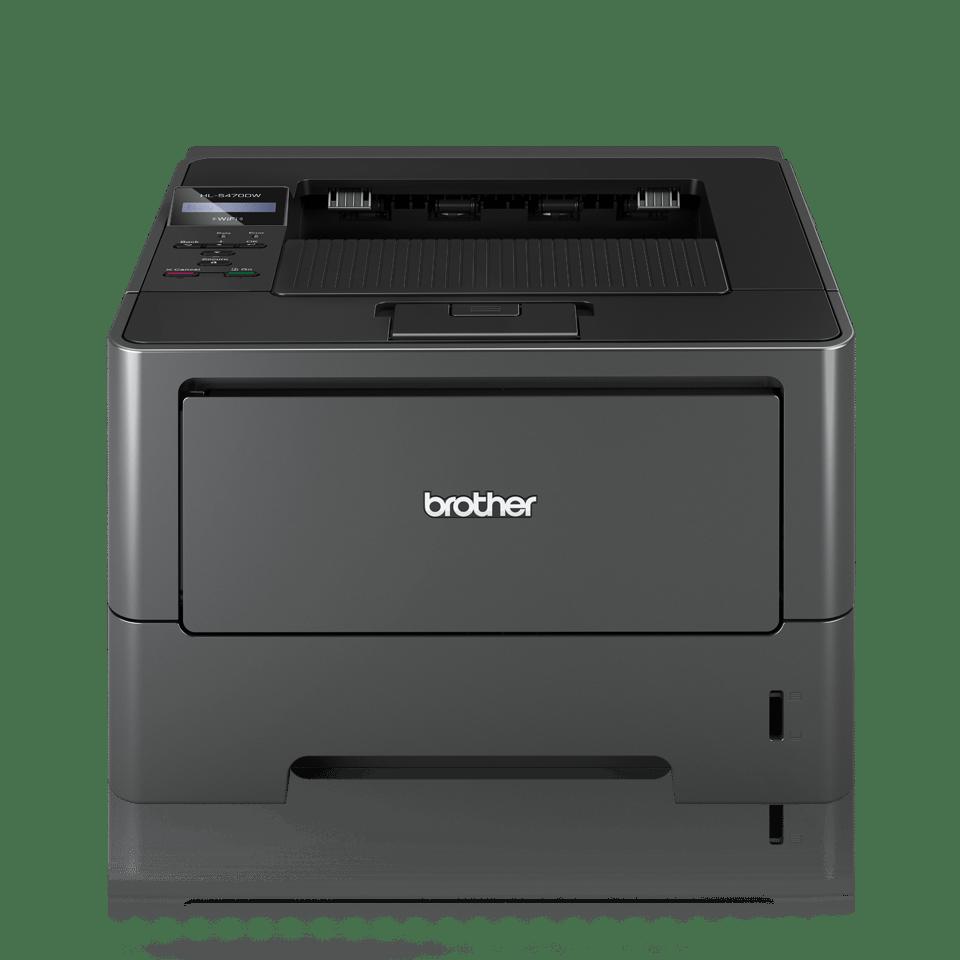 HL-5470DW imprimante laser monochrome 2