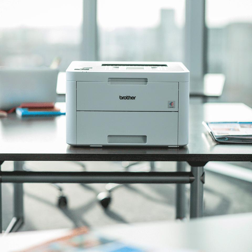 HL-L3230CDW imprimante led couleur 5