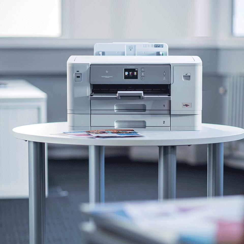 HL-J6000DW imprimante jet d'encre A3 sans fil avec NFC 4
