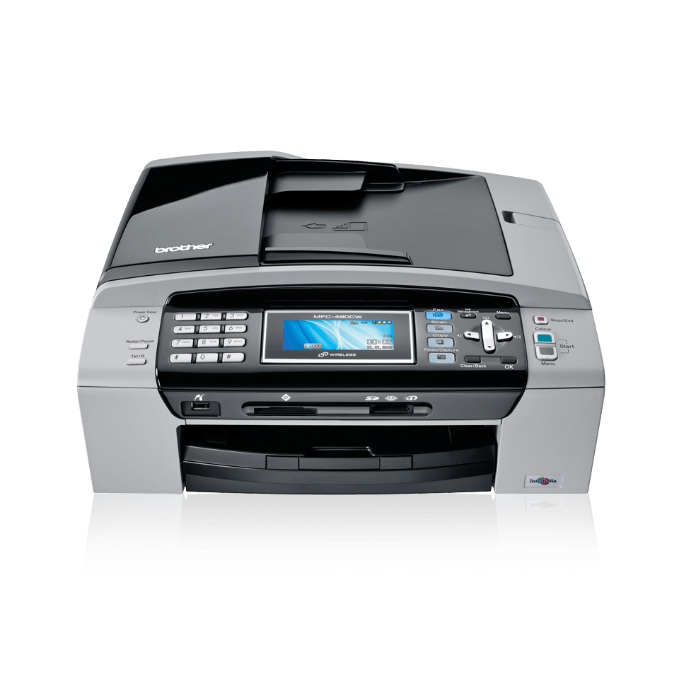 MFC-490CW imprimante 4-in-1 jet d'encre