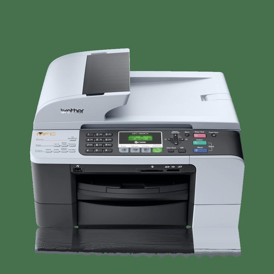 MFC-5860CN imprimante 4-in-1 jet d'encre