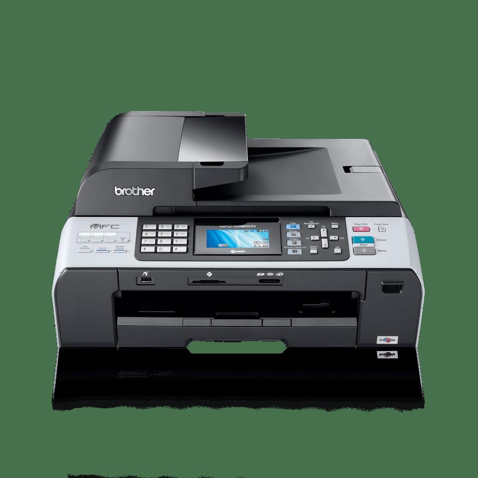 MFC-5890CN imprimante 4-in-1 jet d'encre