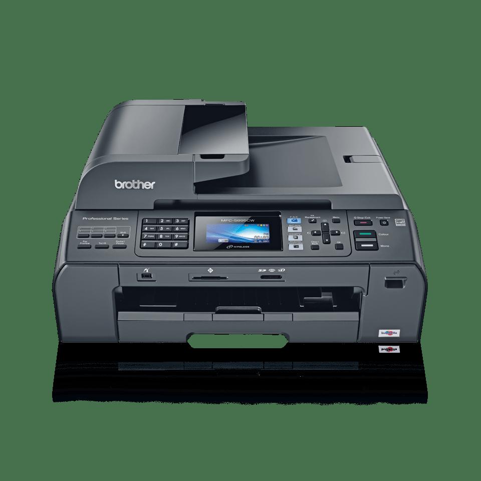MFC-5895CW imprimante 4-in-1 jet d'encre