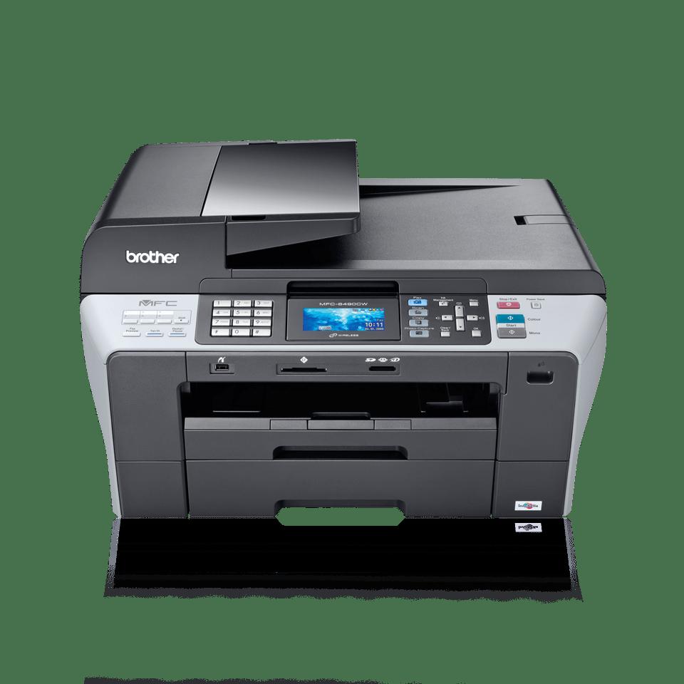 MFC-6490CW imprimante 4-in-1 jet d'encre