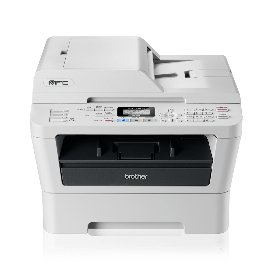 MFC-7360N imprimante 4-en-1 laser monochrome
