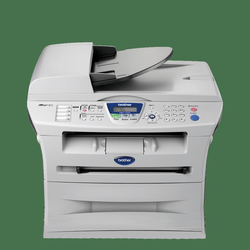 MFC-7420 imprimante 4-en-1 laser monochrome 2