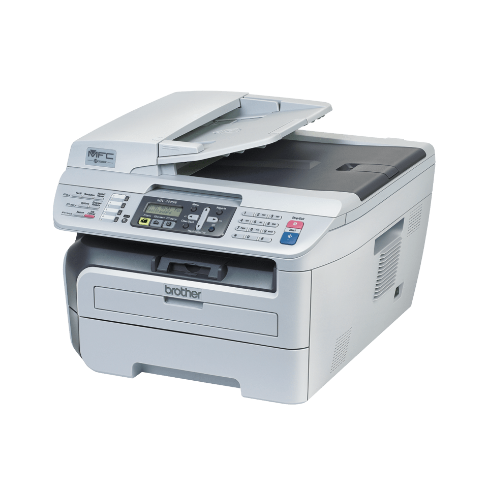 MFC-7440N imprimante 4-en-1 laser monochrome