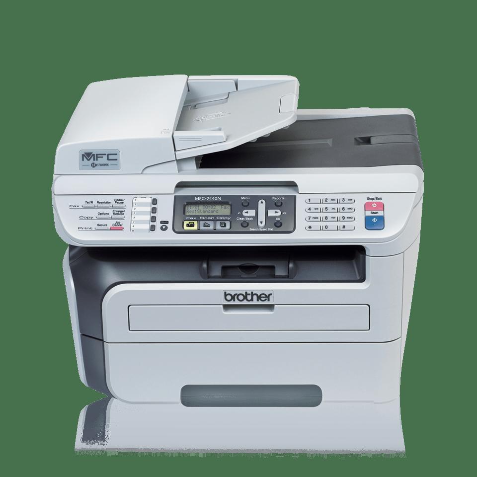 MFC-7440N imprimante 4-en-1 laser monochrome 2