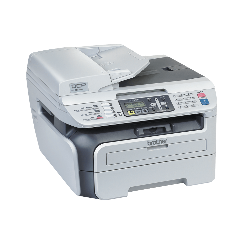MFC-7440N imprimante 4-en-1 laser monochrome 3