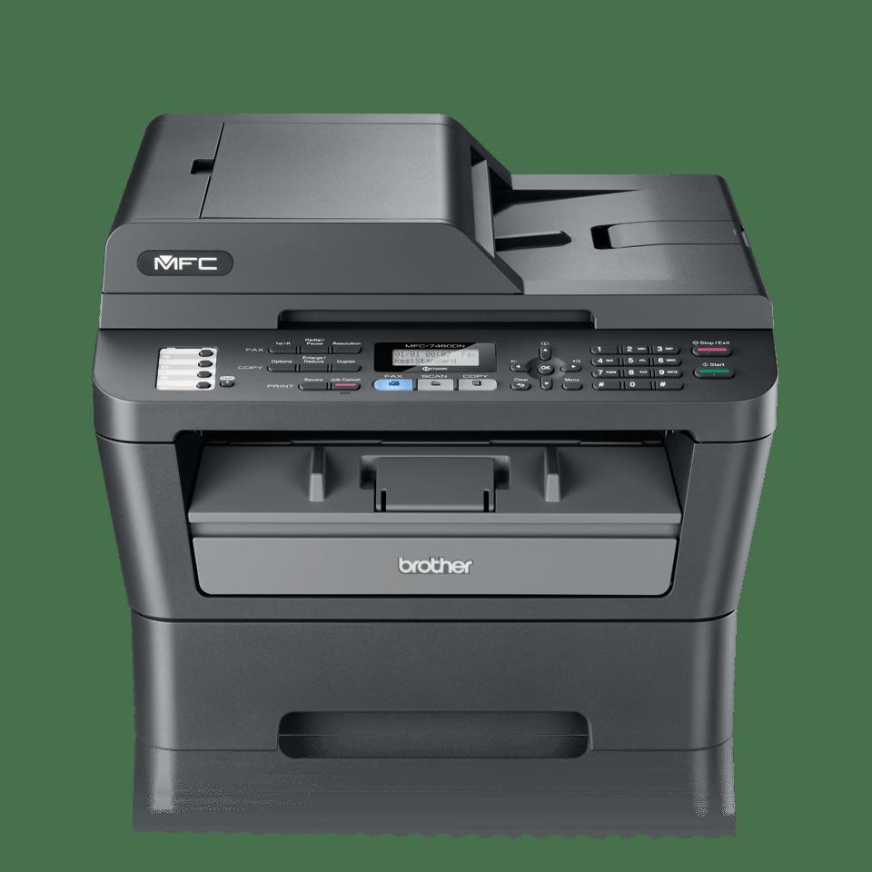 MFC-7460DN imprimante 4-en-1 laser monochrome