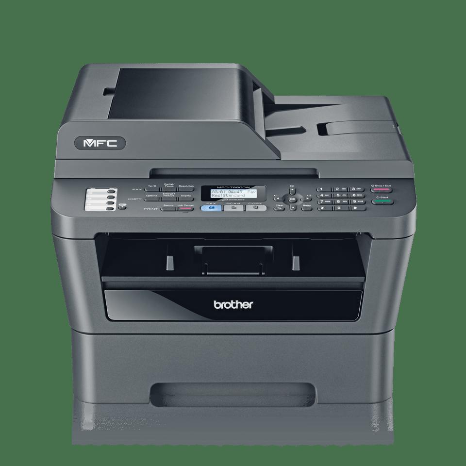 MFC-7860DW imprimante 4-en-1 laser monochrome