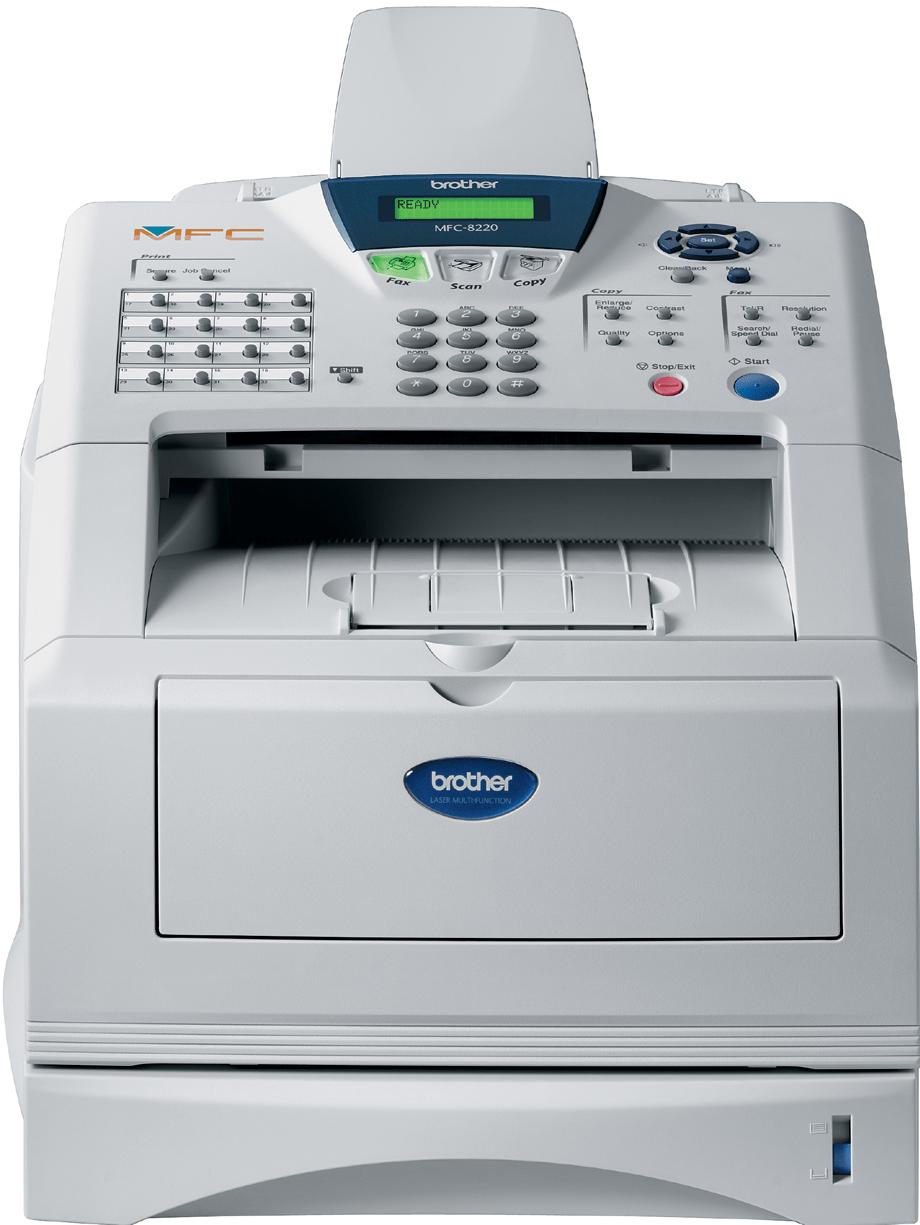 MFC8220 imprimante 4-en-1 laser monochrome