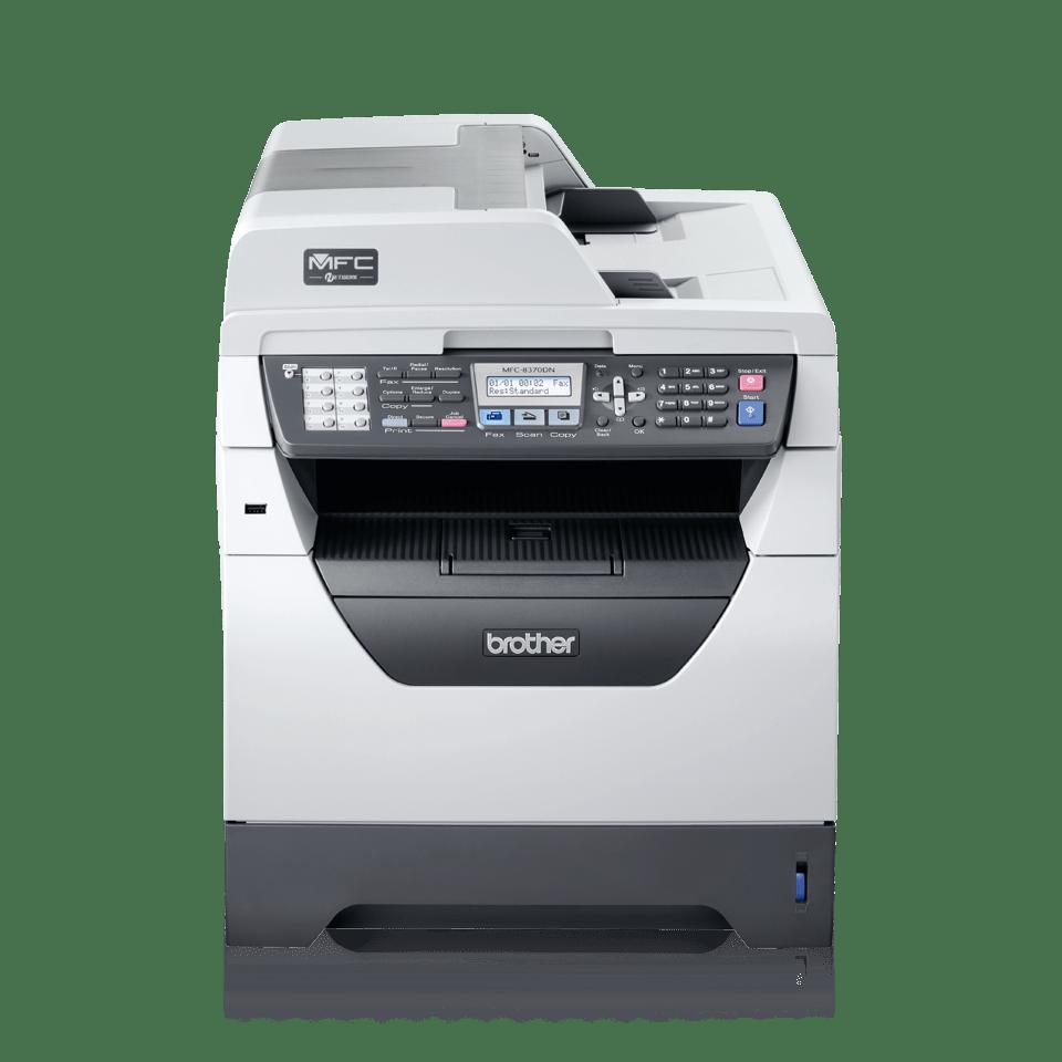 MFC-8370DN imprimante 4-en-1 laser monochrome 2