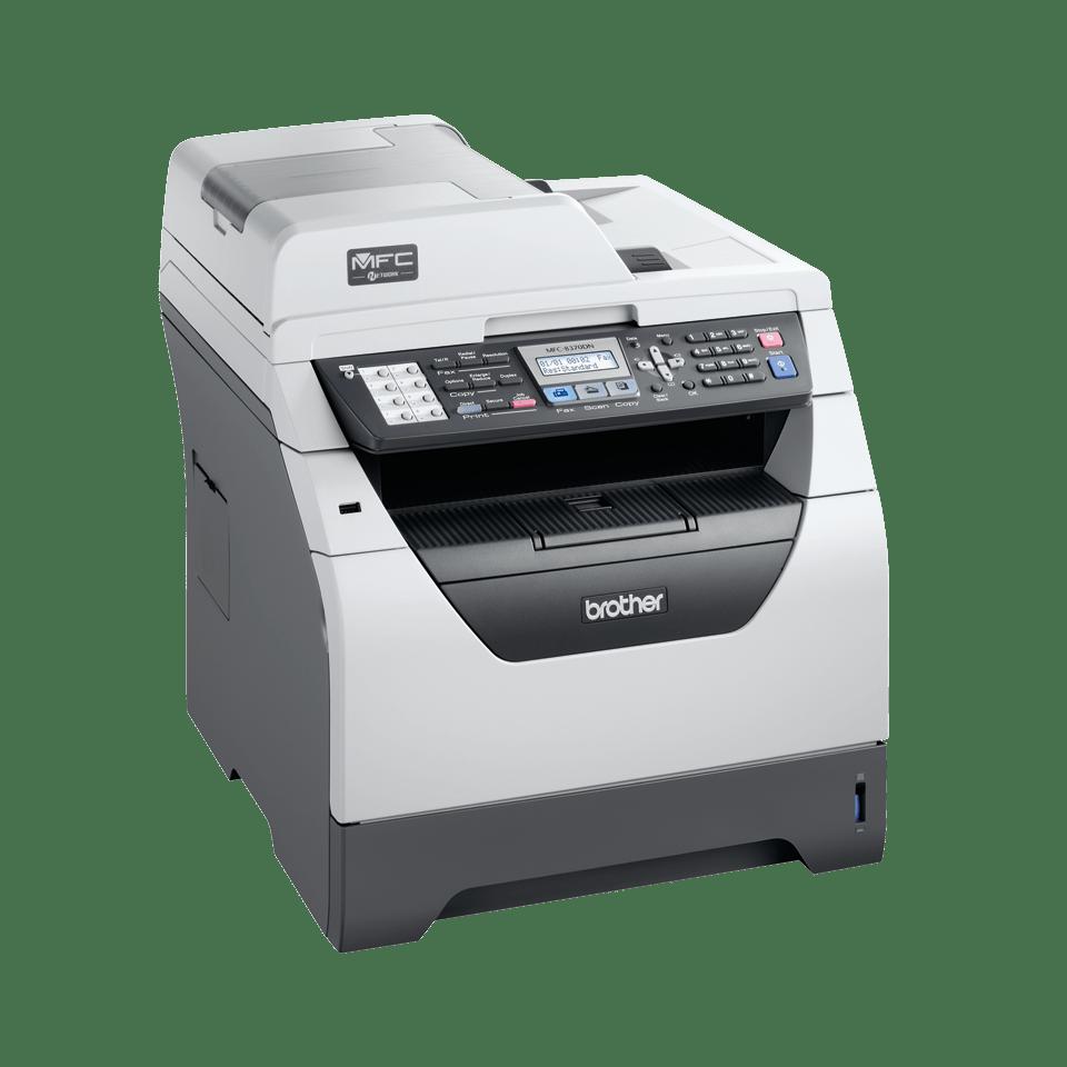 MFC-8370DN imprimante 4-en-1 laser monochrome 3